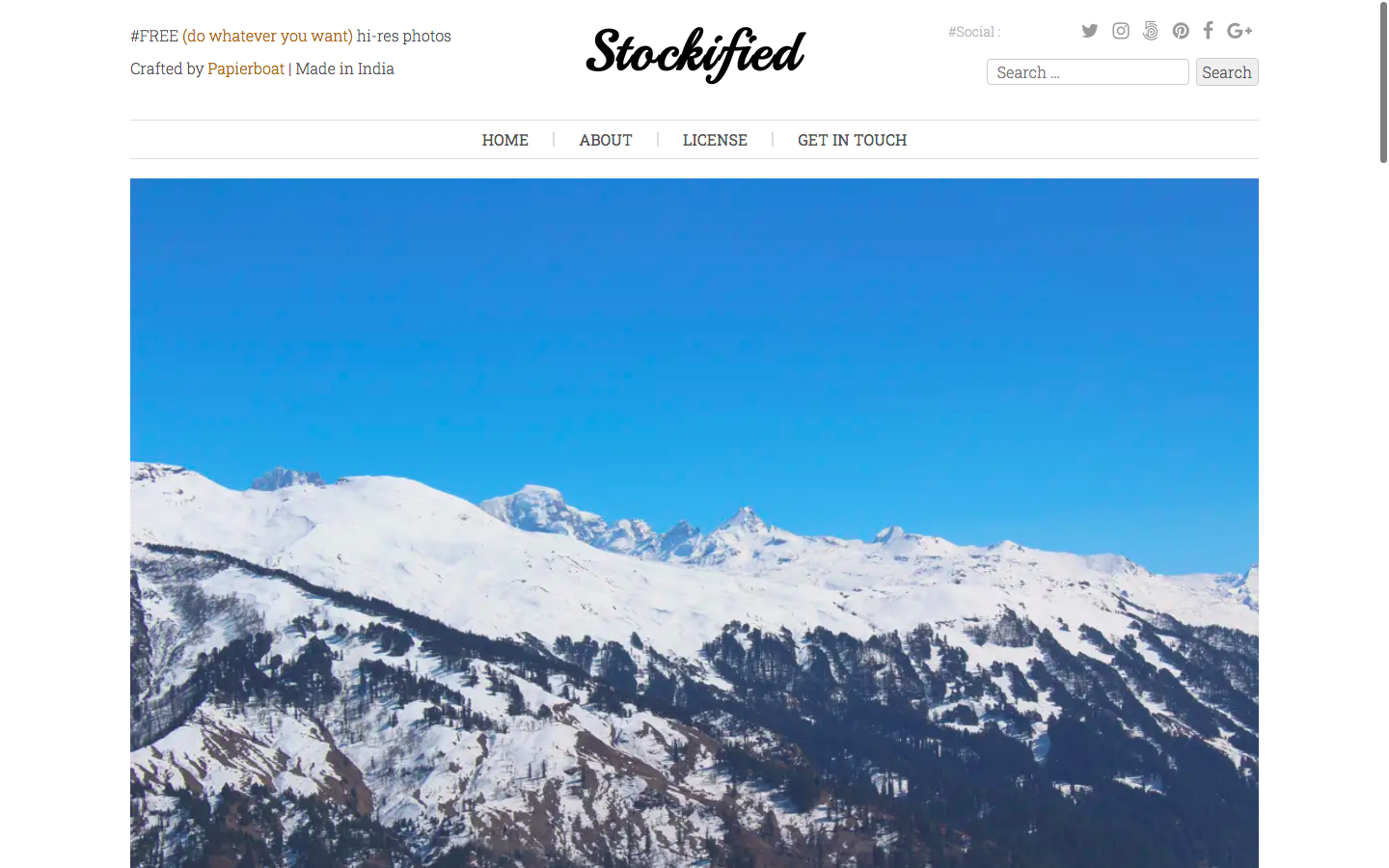 Stockified