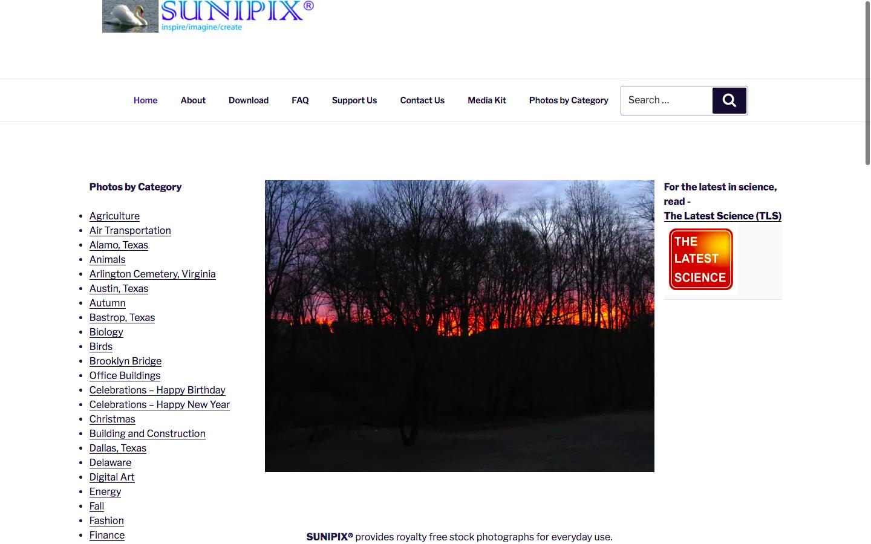 Sunipix