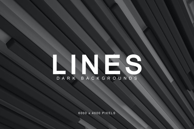 Dark lines background