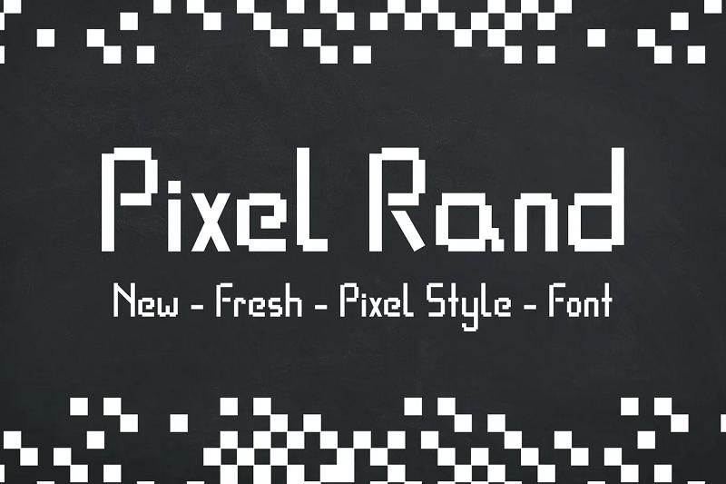 Pixel Rand