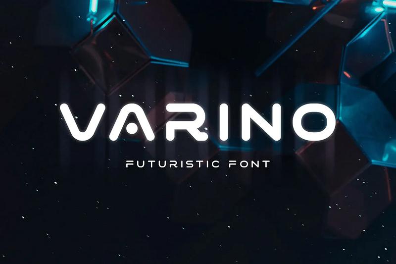Varino Gaming font