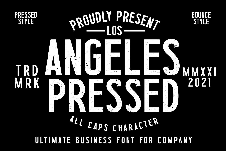 Los Angeles Pressed