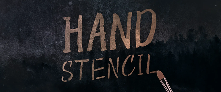 34 Best Stencil Fonts for Designers in 2021 (Free & Premium)