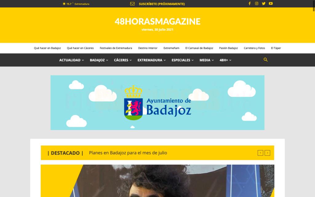 48 Horas Magazine