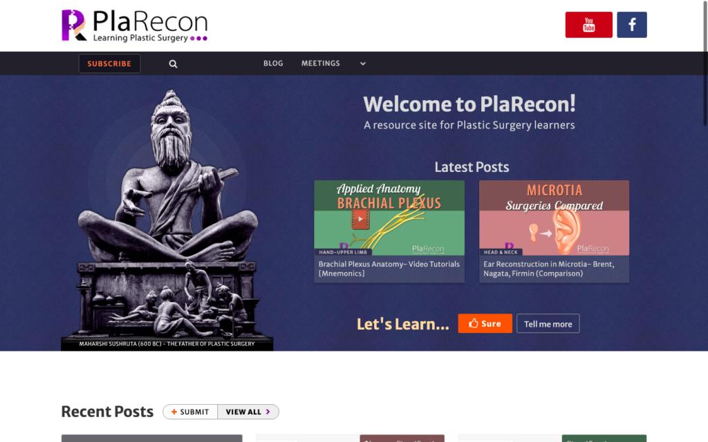 PlaRecon