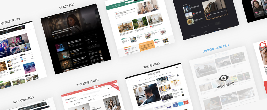 20 Top Examples of Sites Using the Popular Newspaper WordPress Magazine Theme (2021)